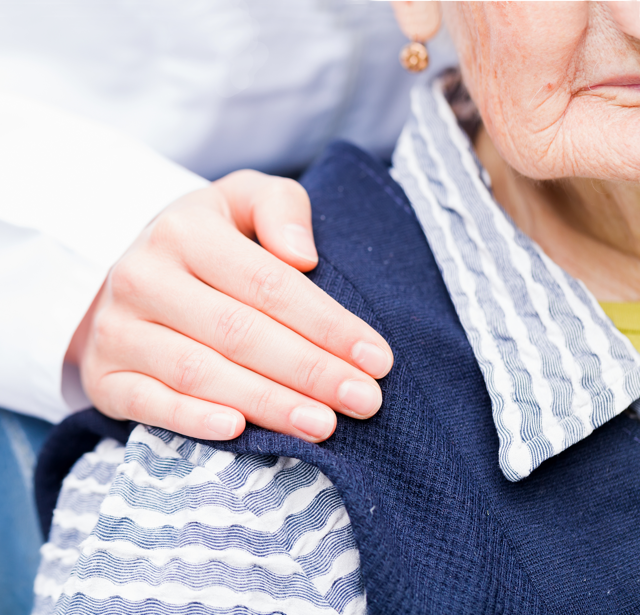 Silverline eldercare services through home care professionals within comforts of home
